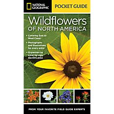 Pocket Guide to Wildflowers of North America, 2014