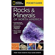 Pocket Guide to Rocks and Minerals of North America, 2014