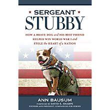 Sergeant Stubby, 2014