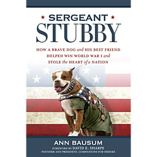 View Sergeant Stubby - Hardcover image