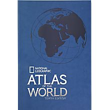 Atlas of the World, 10th Edition - Softcover, 2014