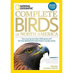 Birds of North America Book Reference Guide