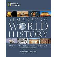 Almanac of World History, 3rd Edition, 2014