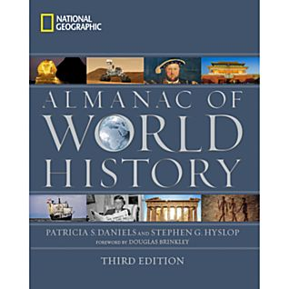 View National Geographic Almanac of World History, 3rd Edition image