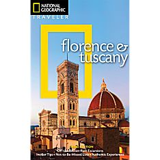 Florence and Tuscany, 3rd Edition, 2015