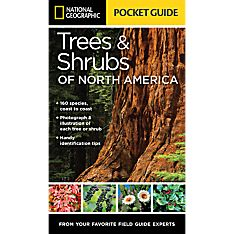 Pocket Guide to Trees and Shrubs of North America, 2015