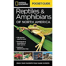 Pocket Guide to Reptiles and Amphibians of North America, 2015