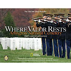 Where Valor Rests - Updated Edition, 2015