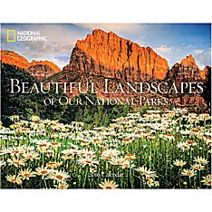 National Geographic Beautiful Landscapes of Our National Parks 2016 Wall Calendar