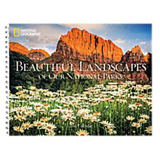 National Geographic Beautiful Landscapes of Our National Parks 2016 Engagement Calendar