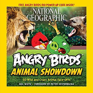 View National Geographic Angry Birds Animal Showdown image