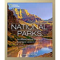 Book-all the National Parks of America
