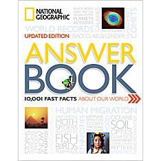 Answer Book, Updated Edition, 2015