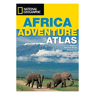photo: National Geographic Africa Adventure Atlas international guidebook