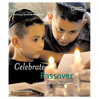Celebrate Passover - Hardcover