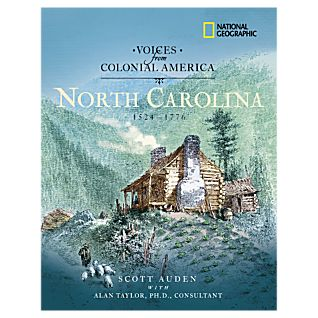 North Carolina 1524-1776