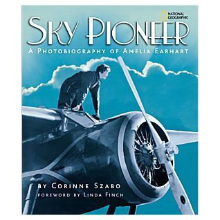 Sky Pioneer - Softcover