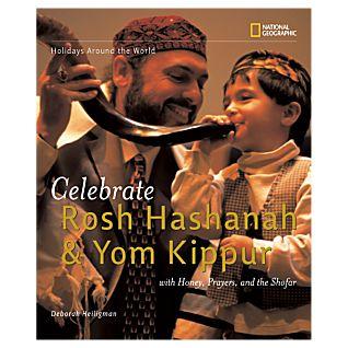 Celebrate Rosh Hashanah & Yom Kippur - Hardcover