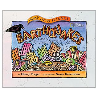 View Earthquake - Softcover image