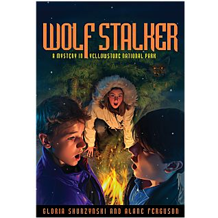 View Mysteries in Our National Parks: Wolf Stalker image