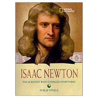 Isaac Newton: The Scientist Who Changed Everything | Gifts For A Geek and Toys