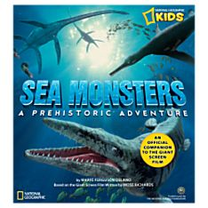 Sea Monsters: Official Children's Companion Book, 2007