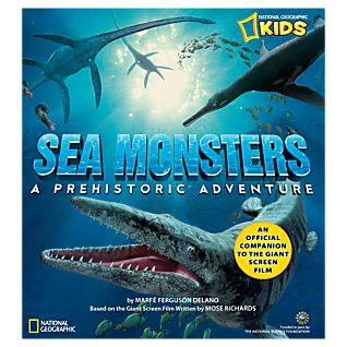 Sea Monsters: Official Children's Companion Book