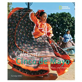 Celebrate Cinco De Mayo  - Hardcover