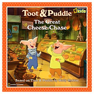Toot & Puddle: The Great Cheese Chase