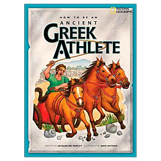 View How to Be an Ancient Greek Athlete - Softcover image