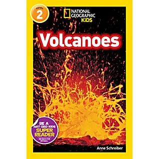 View National Geographic Readers: Volcanoes image
