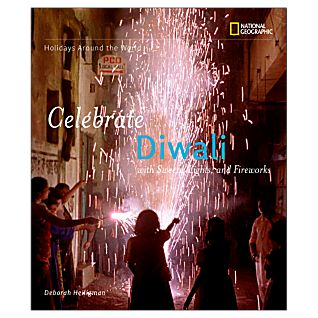 View Celebrate Diwali - Softcover image