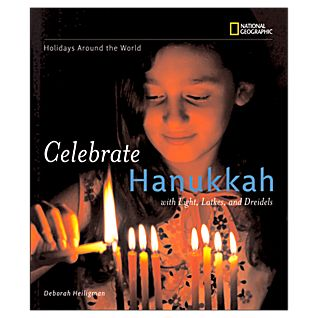 Celebrate Hanukkah - Softcover