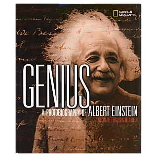 View Genius: A Photobiography of Albert Einstein - Softcover image