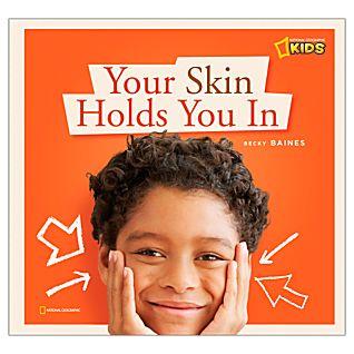 Your Skin Holds You In - Hardcover