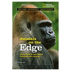 Animals on the Edge - 9781426303586