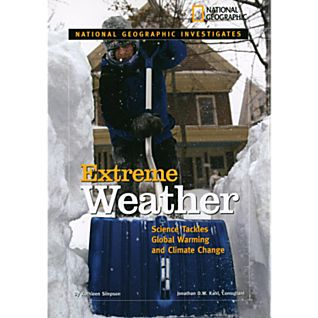 View Extreme Weather - Hardcover image