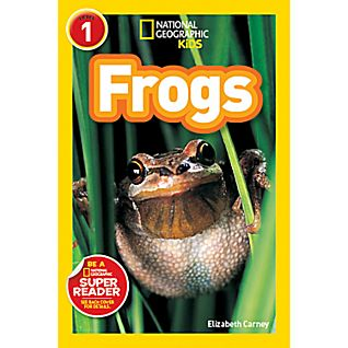 View National Geographic Readers: Frogs! image