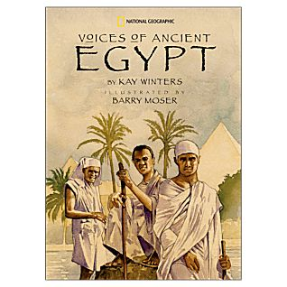View Voices of Ancient Egypt - Softcover image