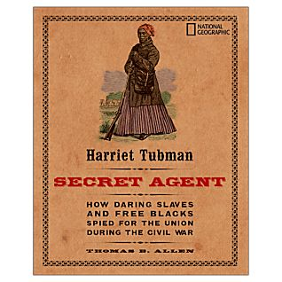 Harriet Tubman, Secret Agent - Softcover