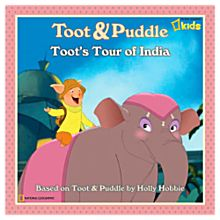 Toot & Puddle: Tour of India