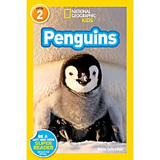 Geographic Kids Penguins