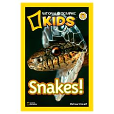 Books About Snakes for Kids