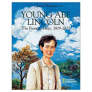 Young Abe Lincoln - Softcover