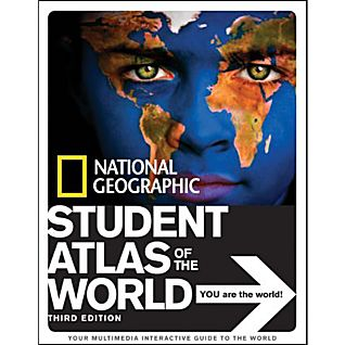 National Geographic Student Atlas of the World, 3rd Edition - Softcover