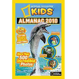 National Geographic Kids Almanac 2010 - Softcover