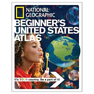 View National Geographic Beginner's United States Atlas image