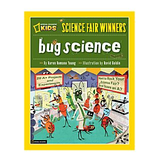 Science Fair Winners: Bug Science