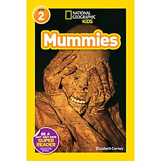 View National Geographic Readers: Mummies image