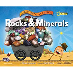 Rocks and Mineral Book